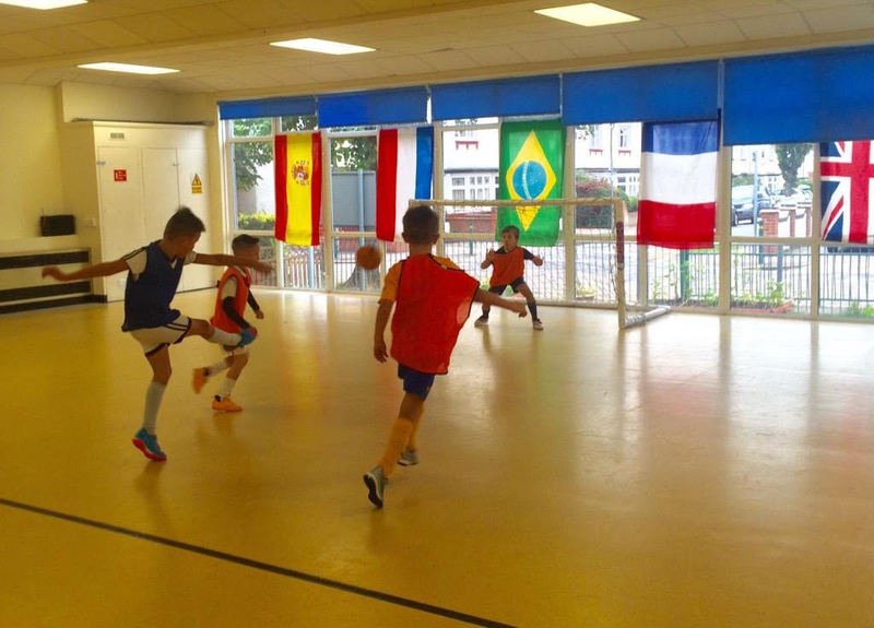 First Kick Football Ltd Holiday Courses